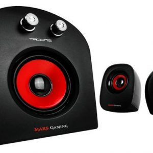ALTAVOCES MARS GAMING SPEAKERS 2.1 MS2 20W [12]