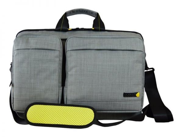 "BOLSA PORTATIL TECHAIR 15.6"" EVO GRIS MAGNETIK KIT"