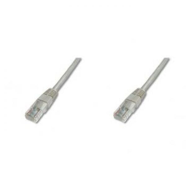 CABLE EQUIP RJ45 LATIGUILLO U/UTP CAT.5E 1M BEIG