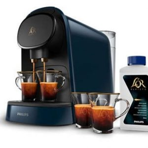 CAFETERA PHILIPS L`OR  BARISTA LM8012 AZUL