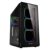 CAJA ATX SHARKOON  RGB TG6 2XUSB3.0 WINDOW
