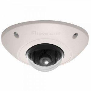 CAMARA IP LEVEL ONE DOMO NO WIFI 2 MEGAPIXEL POE