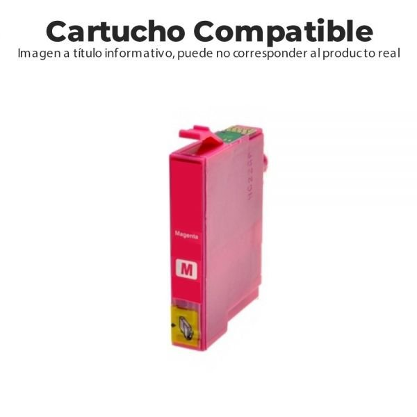 CARTUCHO COMPATIBLE HP 933XL  CN055A MAGENTA
