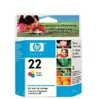 CARTUCHO HP 22 C9352AE COLOR