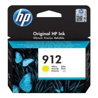CARTUCHO HP 912 AMARILLO 3YL79AE
