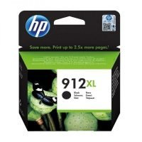 CARTUCHO HP 912XL NEGRO 3YL84AE