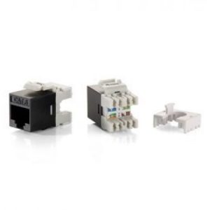 CONECTOR RJ45 HEMBRA CAT6 PARA PATHCPANNEL PACK 8