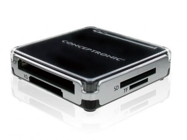 LECTOR EXTERNO ALL IN ONE USB 2.0 CONCEPTRONIC