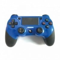 MANDO NUWA PS4 DUAL SHOCK 4 AZUL COMPATIBLE