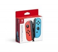 MANDOS SWITCH JOYCON ROJO AZUL