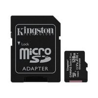MEMORIA MICRO SD 128GB KINGSTON CLASE 10 UHS-I