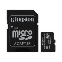 MEMORIA MICRO SD 32GB KINGSTON CLASE 10 UHS-I