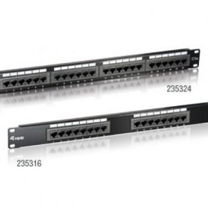 PANEL EQUIP 24P (PATCHPANEL) CAT.5E