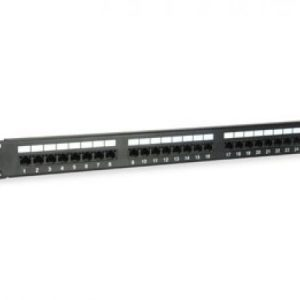 PANEL EQUIP 24P (PATCHPANEL) CAT.6E