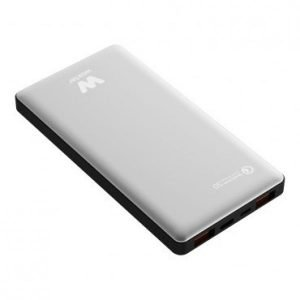 POWER BANK WOXTER QC 10500 SILVER