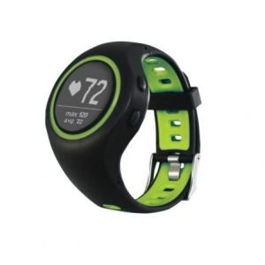 RELOJ BILLOW GPS SPORT WATCH BLACK-GREEN PISTACHO