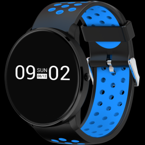 RELOJ BILLOW SPORT WATCH XS20 BLACK/BLUE