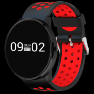 RELOJ BILLOW SPORT WATCH XS20 BLACK/RED