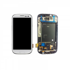 REPUESTO SAM.GALAXY S3 LCD+TOUCH BLANCO