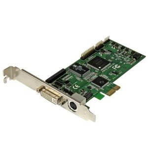 STARTECH TARJETA PCI EXPRESS CAPTURADORA VIDEO HD