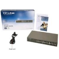 SWITCH TP-LINK 24P 10/100/1000 NO GESTION