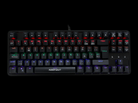 TECLADO KEEP-OUT F105 NEGRO MECANICO MINI