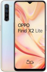 "TELEFONO MOVIL OPPO FIND X2 LITE PEARL WHITE 5G 6.4""/OC2.0"