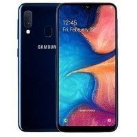 "TELEFONO MOVIL SAMSUNG GALAXY A20E AZUL 5.8""/OC1.6/3GB/32GB"