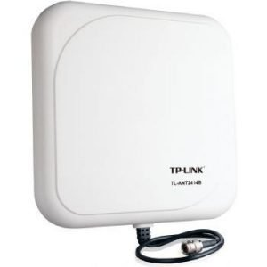 TP-LINK WIFI ANTENA EXTERIOR 14DBI CABLE 1M N-TYPE