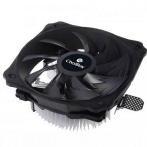 VENTILADOR CPU COOLBOX PLANNAR 120 MULTISOCKET [40