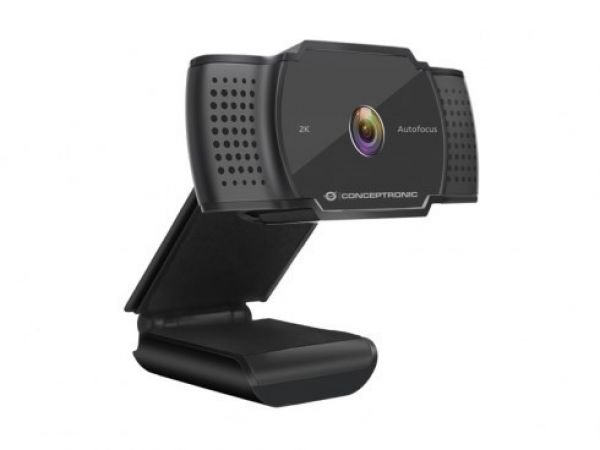 WEBCAM 2K CONCEPTRONIC USB 5MPIX