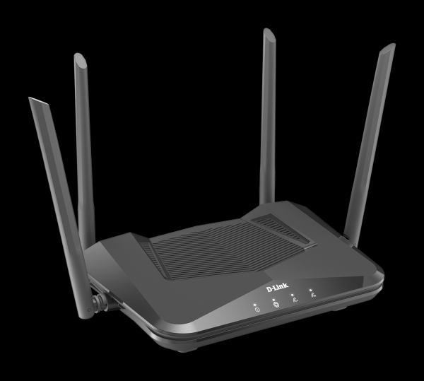 WIFI 6 D-LINK ROUTER AX1500 MU-MIMO