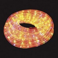 NAVIDAD LUCES TUBO LED COLORES EXTERIOR 10M IP44