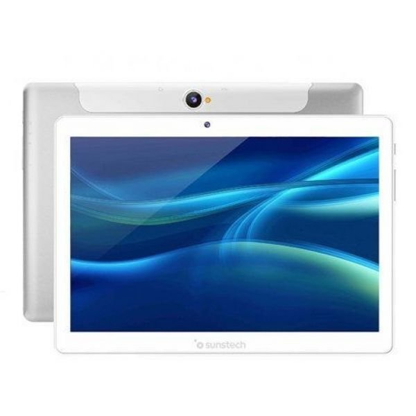 "TABLET SUNSTECH TAB1081 3G PLATA 10.1""/2GB/32GB"