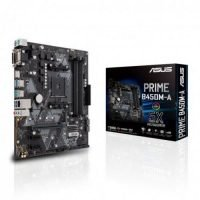 PLACA BASE AM4 ASUS PRIME B450M-A II MATX/USB 3.1/HDMI/DVI