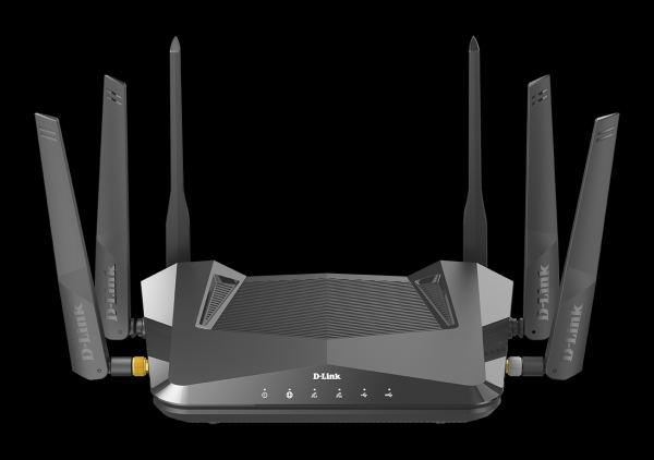 WIFI 6 D-LINK ROUTER AX5400 MU-MIMO