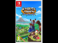 JUEGO HARVEST MOON ONE WORLD NINTENDO SWICH