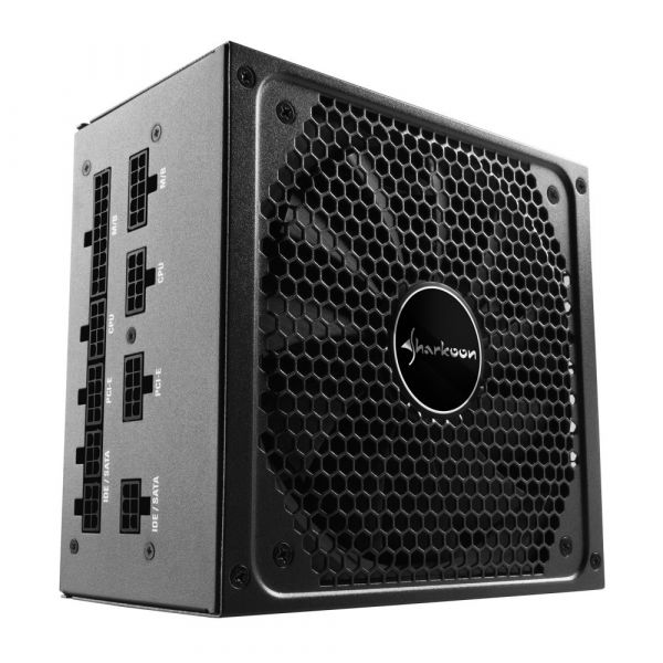 FUENTE ALIMENTACIÓN 750W SHARKOON ATX COOL ZERO 80+GOLD