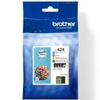 CARTUCHO BROTHER LC424 RAINBOW DCPJ1200W 750PAG/C